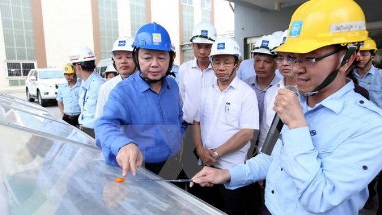 Formosa nears completion of environmental protection items