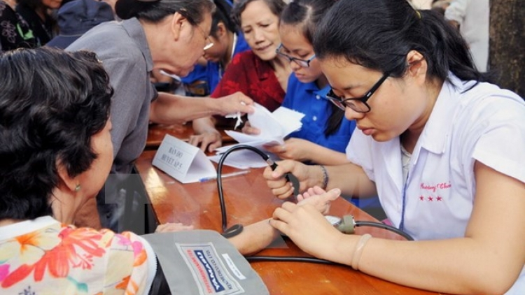 Vietnam joins in reducing climate change impacts on public health