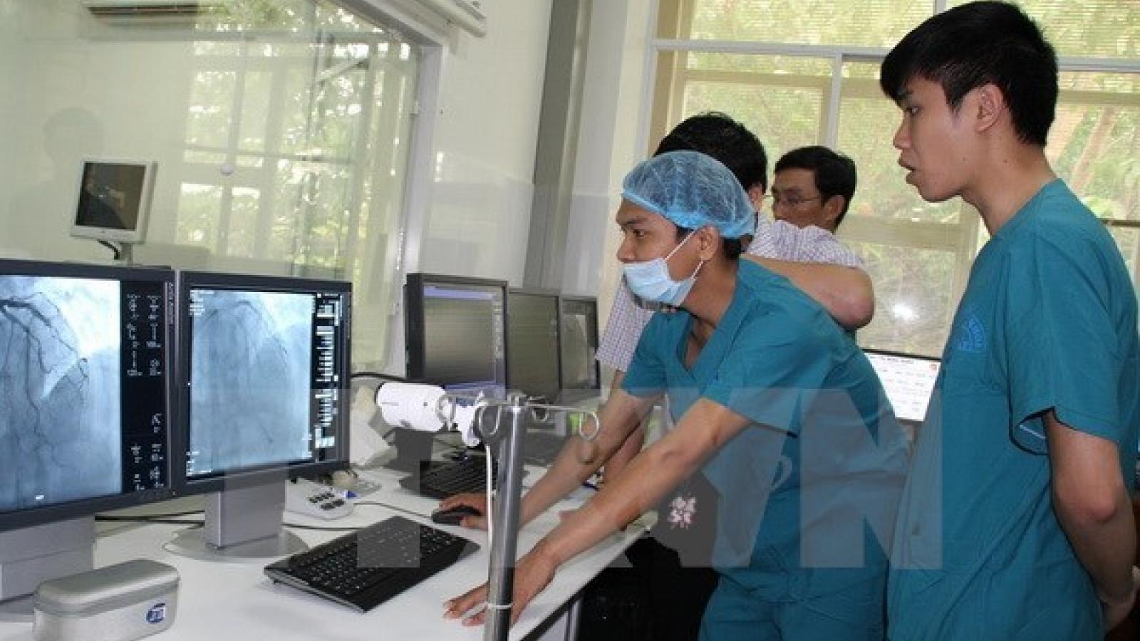 Surgical skills improve at HCM City district hospital