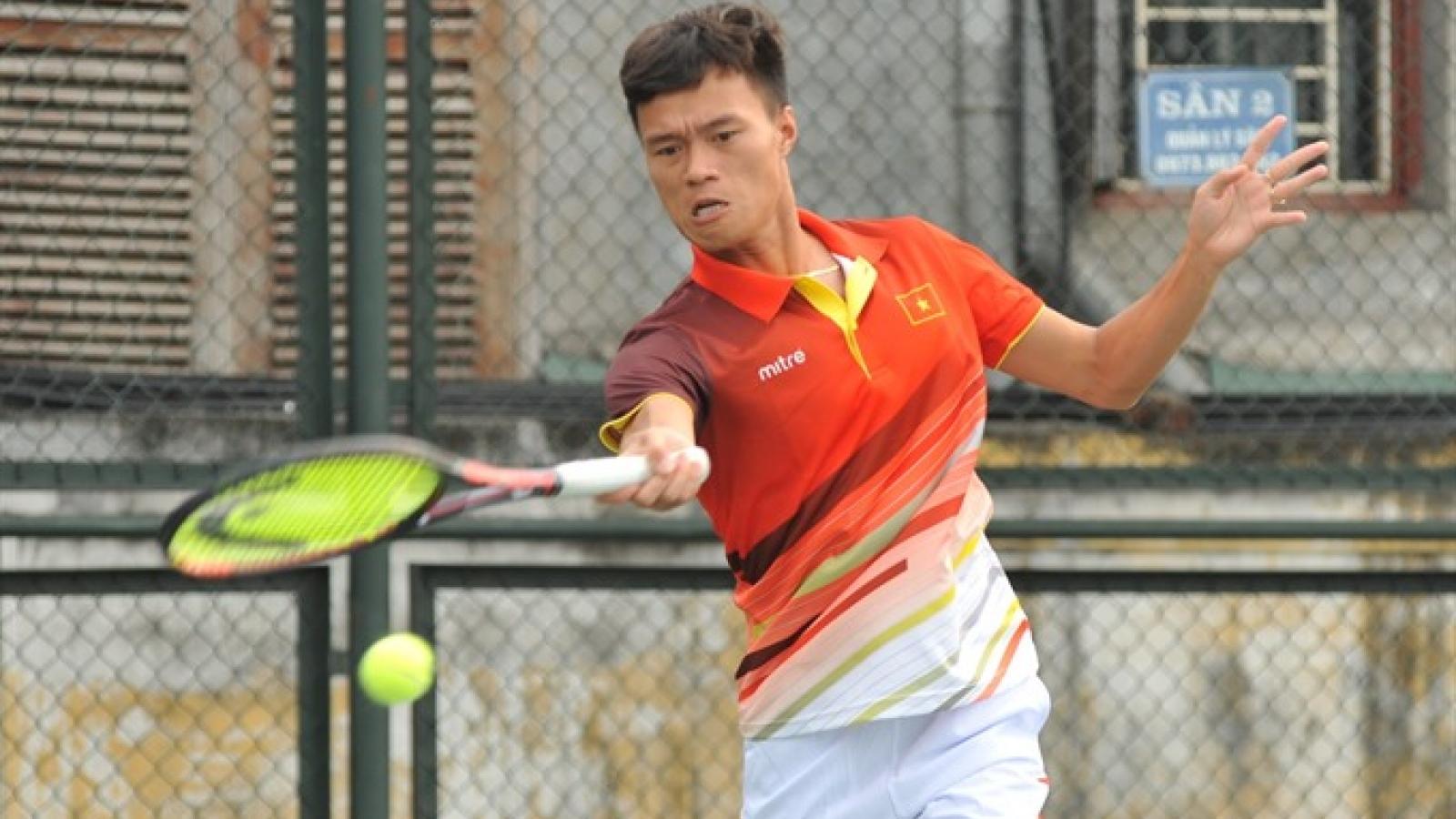 Davis Cup begins today in Hanoi