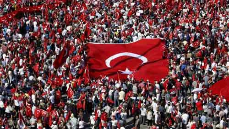 Turkey ruling, opposition parties rally together after coup