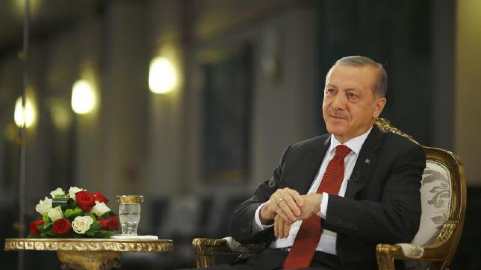 Erdogan vows military shake-up as Turkey seeks to assuage critics