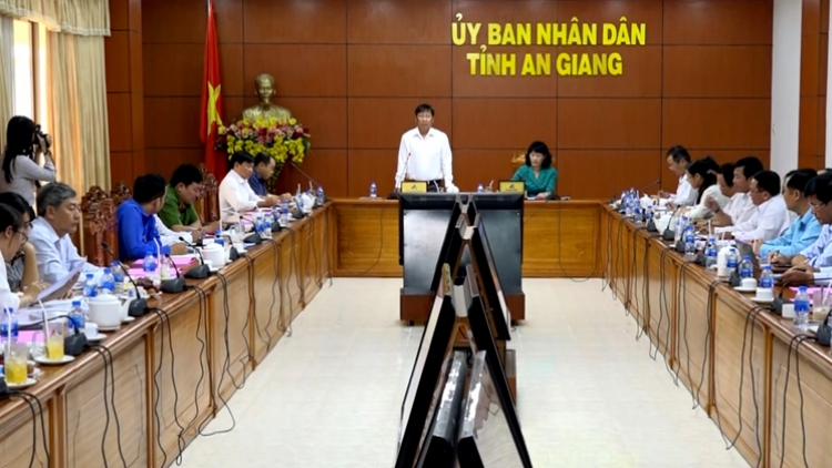 An Giang province declares African swine fever epidemic
