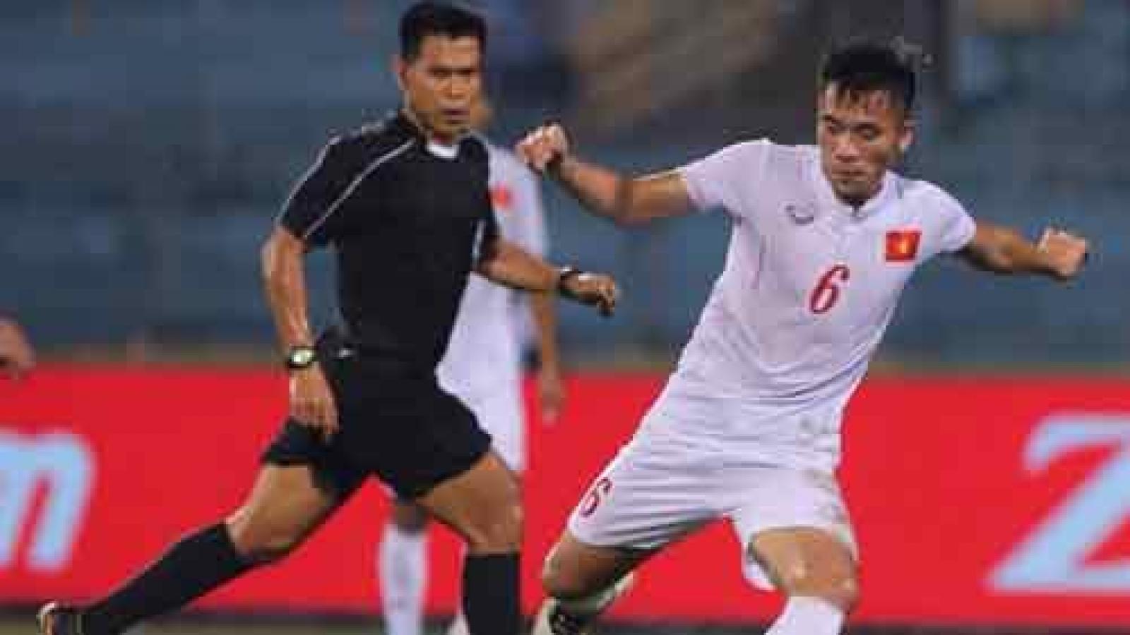 Vietnam, Singapore share points in first U19 match