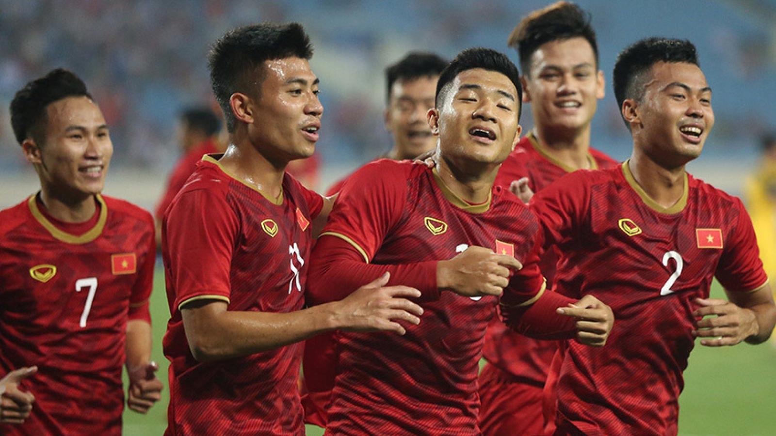 VTV wins rights to broadcast AFC U23 Championship 2020