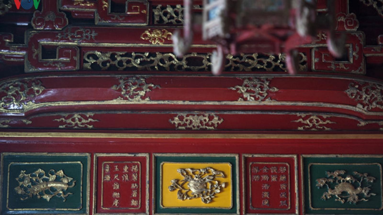 Literature on Hue royal architecture – Vietnam's unique world documentary heritage