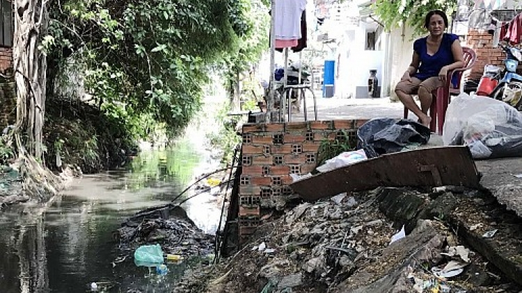 Anti-flooding projects in HCM City halted following ODA cut