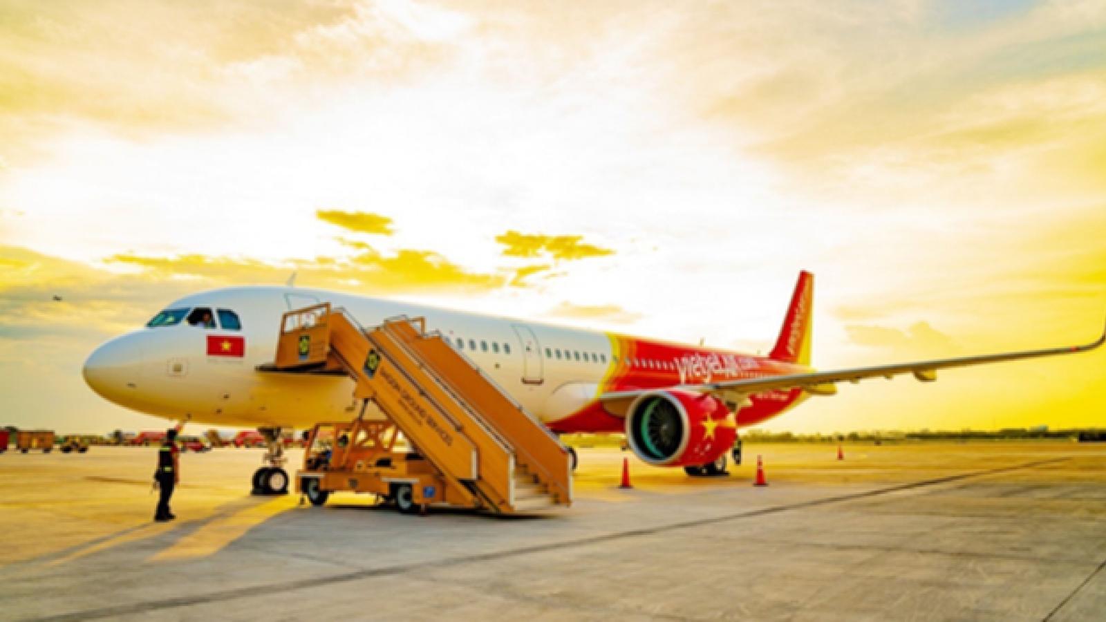 VietJet Air reschedule flights to Japan following impact of storm Matmo
