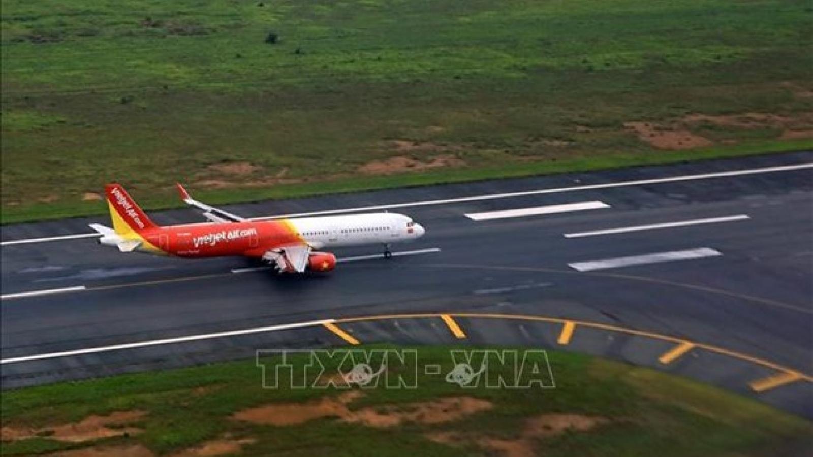 Vietjet reschedules flights to Japan due to super typhoon Hagibis