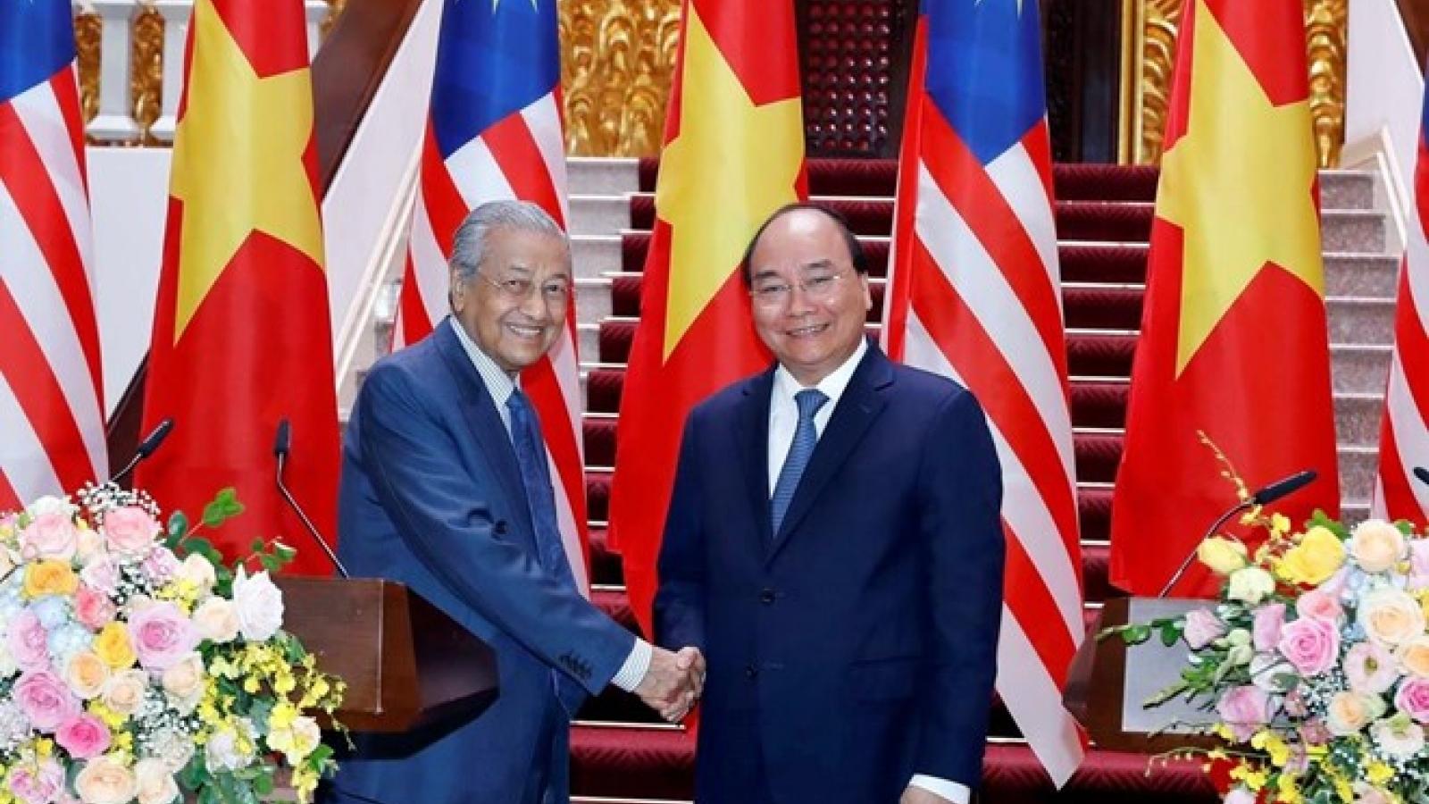 Vietnam – Malaysia joint statement