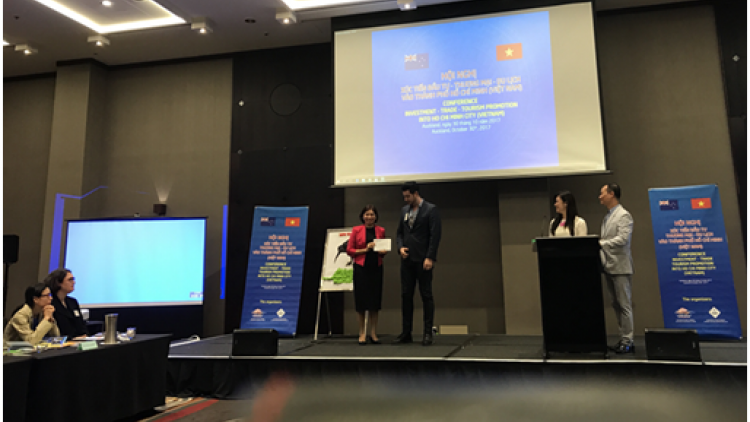 HCM City promotes trade, investment, tourism in New Zealand