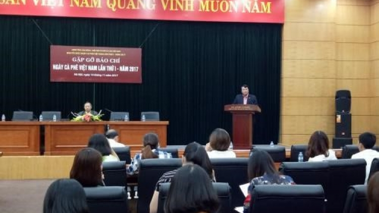 First Vietnam Coffee Day slated for December