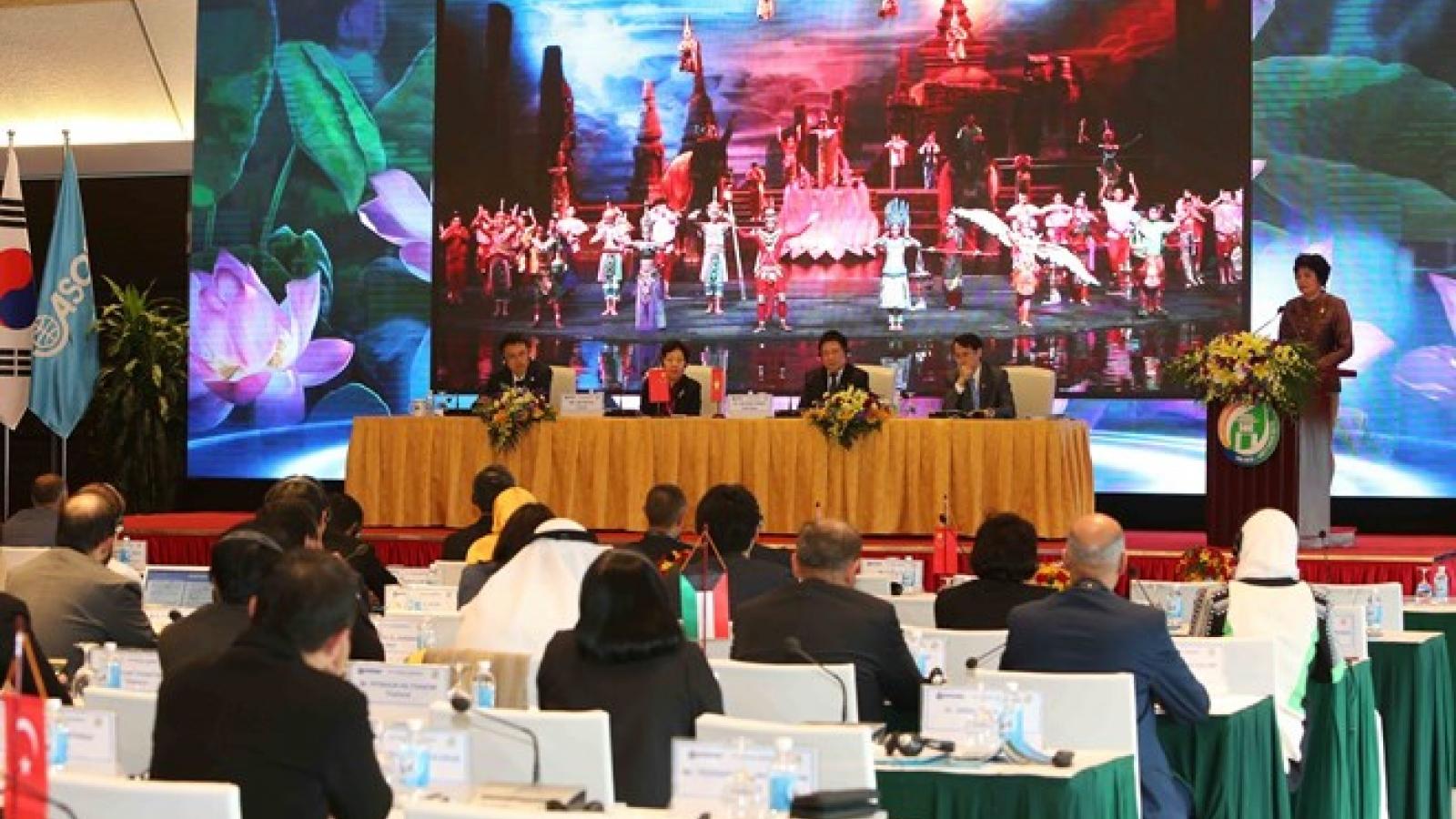 ASOSAI Governing Board holds 53rd meeting in Hanoi