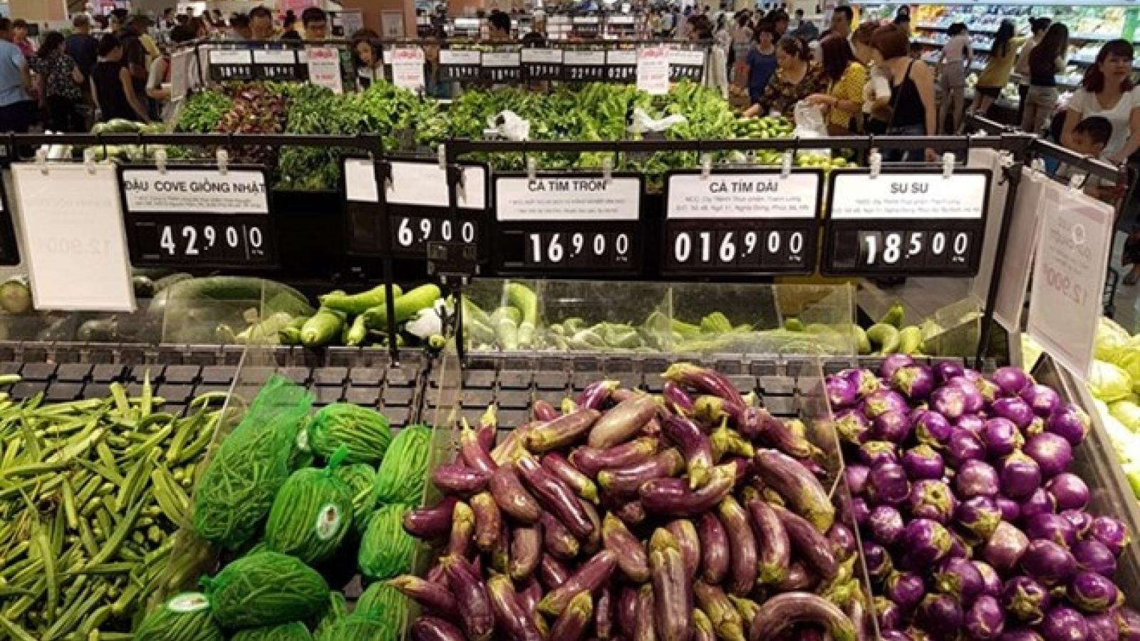 Retail sales, services revenue up by 10%