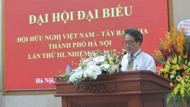 Hanoi association works to bolster Vietnam-Spain friendship
