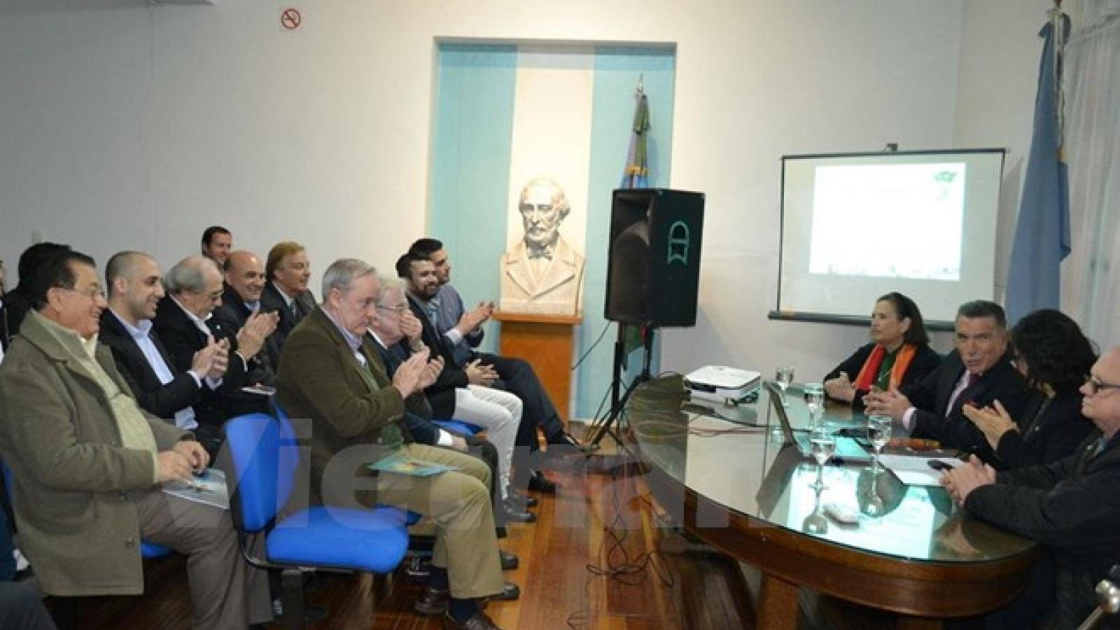 Seminar promotes Vietnam-Argentina trade ties