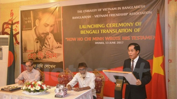 Story of Uncle Ho lives on in Bangladesh
