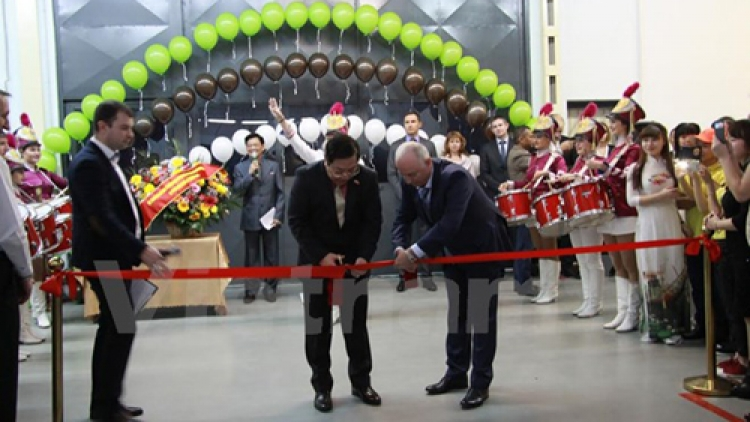 Vietnamese industrial park launches in Russia