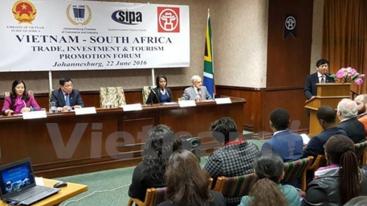Vietnam, South Africa boost trade, tourism partnerships