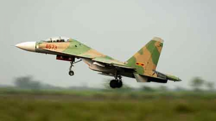 Military aircraft goes missing during training session