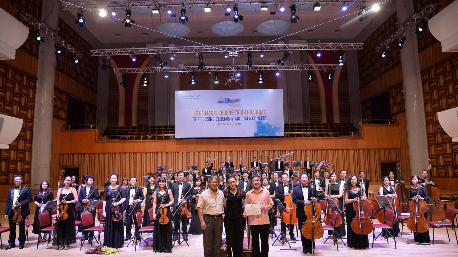 Asia – Europe New Music Festival closes