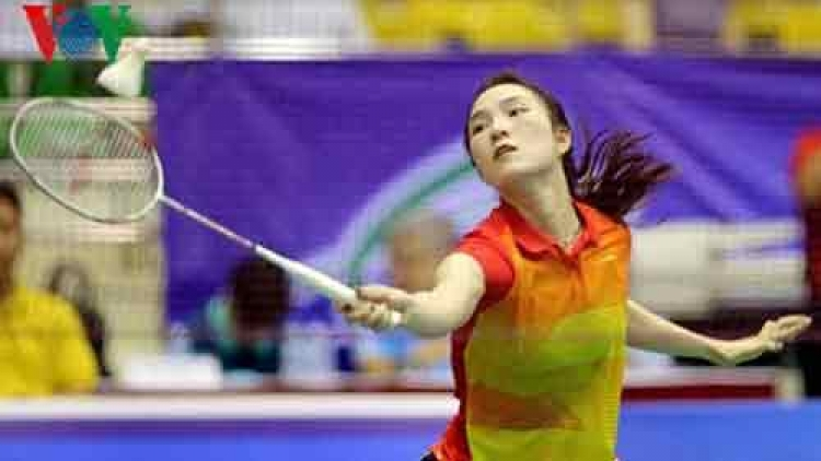 Thi Trang to face Cheah in Yonex quarter finals