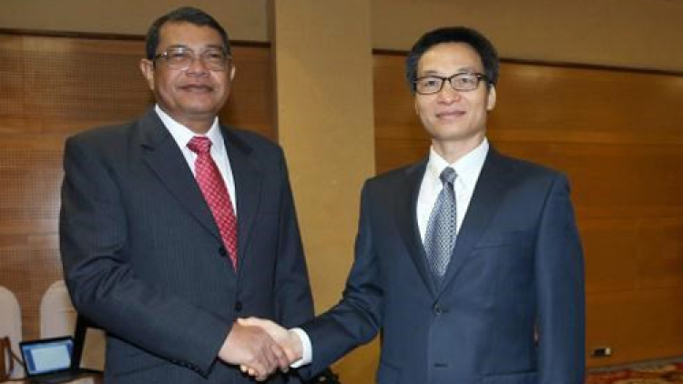 Vietnam, Cambodia step up cooperation in fight against drugs