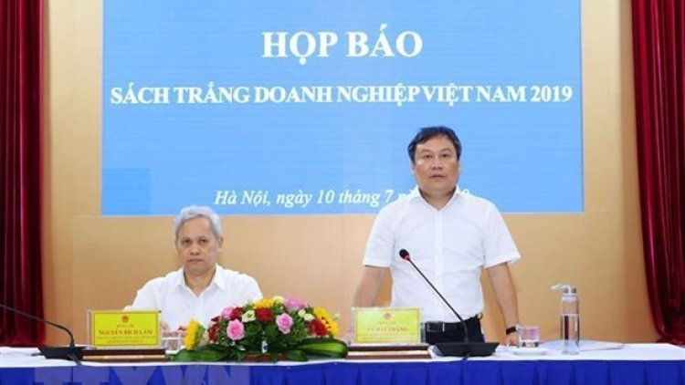 White Book on Vietnamese Businesses 2019 launched