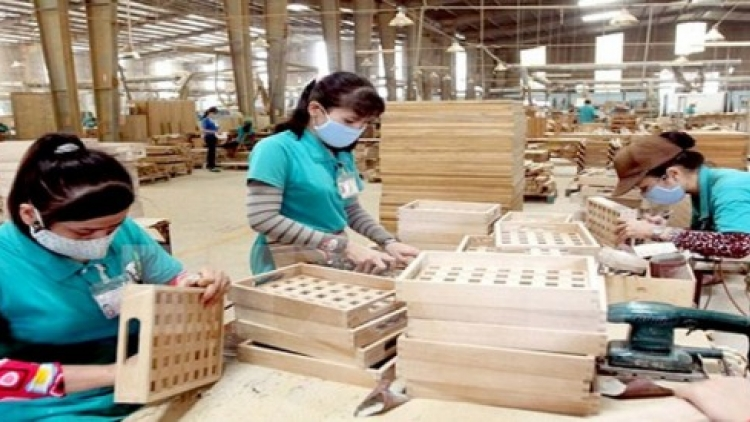 Wood exports hit nearly US$5 billion in 7 months
