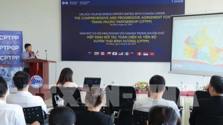Da Nang seeks business cooperation opportunities with Canada