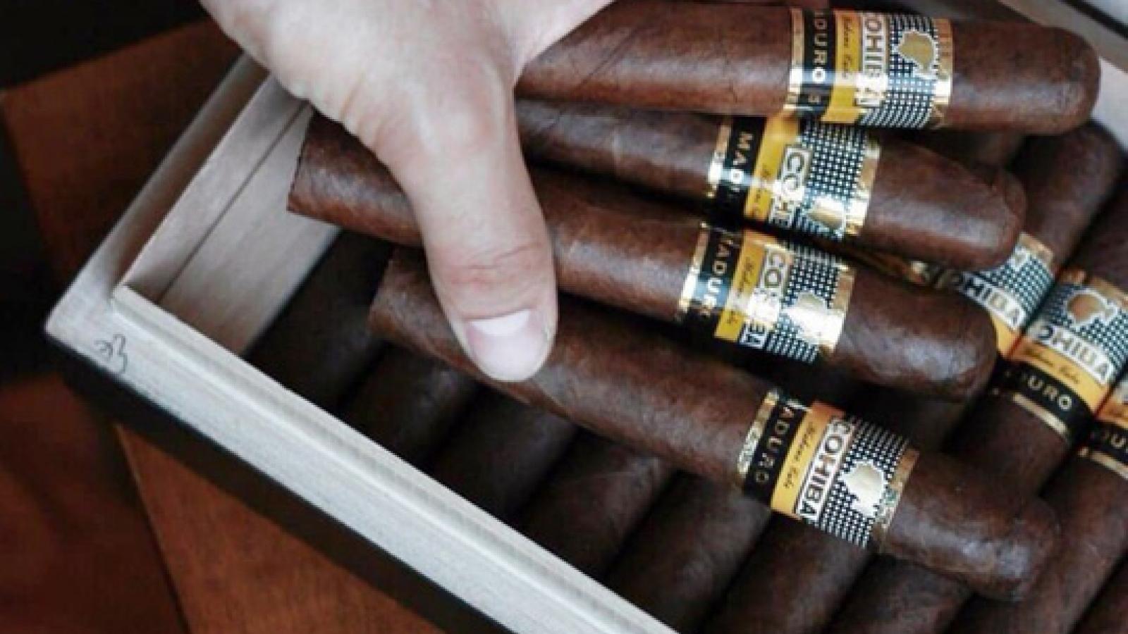 Over 1,000 cigars seized in huge smuggling case