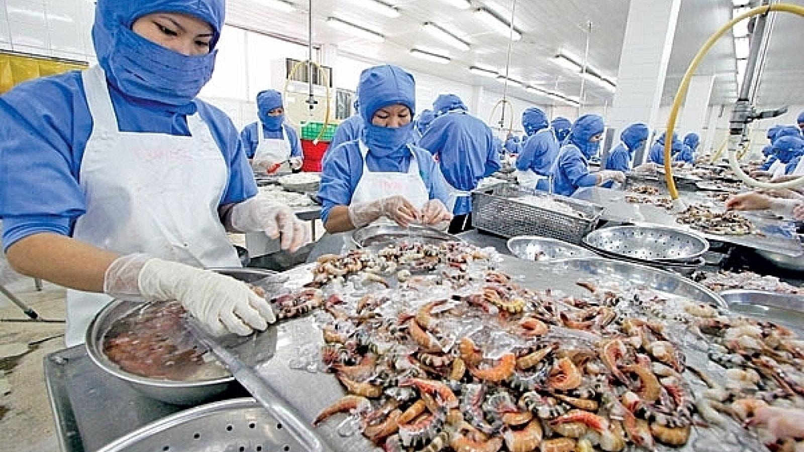 VKFTA gives boost to shrimp exports to RoK