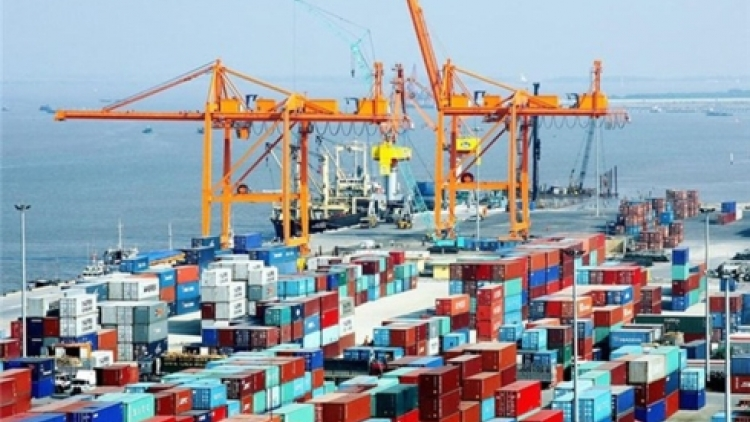 Trade turnover touches US$100 billion in first quarter