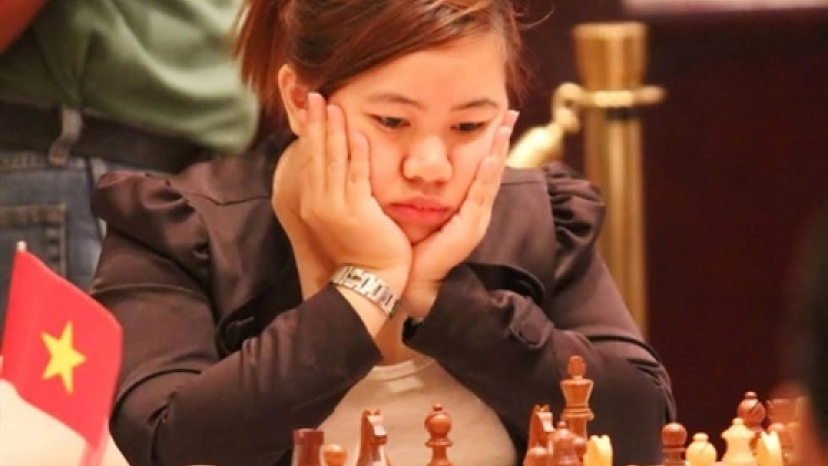 Vietnam team takes fifth in chess tournament