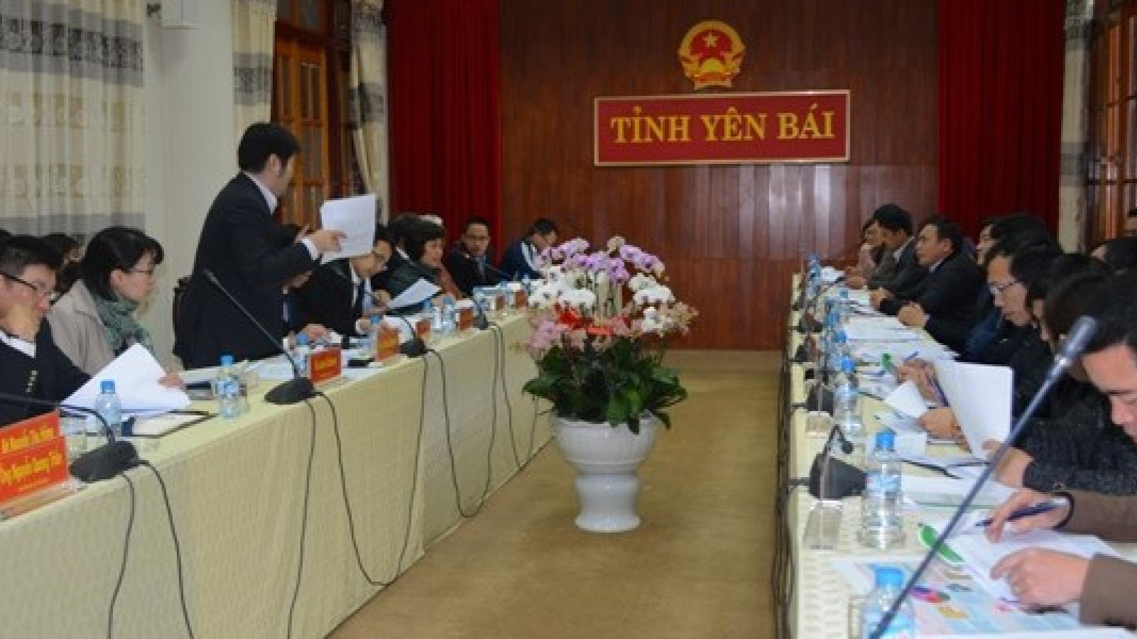 JICA helps rural development in Yen Bai