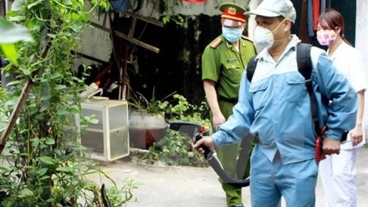 Mosquitos continue to spread Zika virus in HCM City