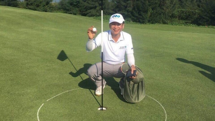 """""""Hole In One"""" xuất hiện ở FLC Group - 17th Anniversary Golf Tournament"""