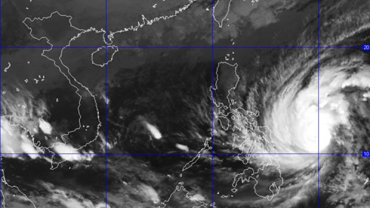 Philippines cố gắng giảm thiệt hại do bão Hagupit