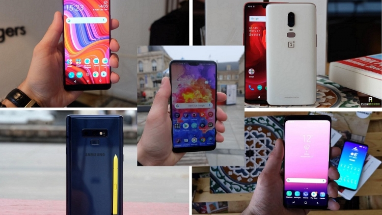 5 điện thoại Android xứng tầm thay thế iPhone XS