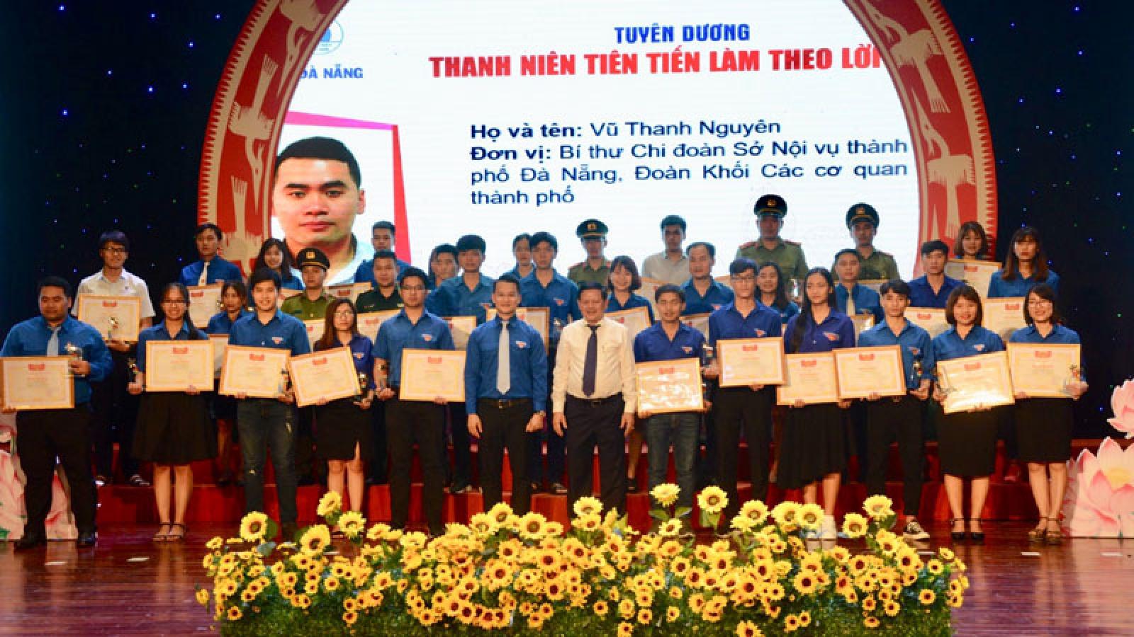 Đà Nẵng tuyên dương điển hình thanh niên làm theo lời Bác