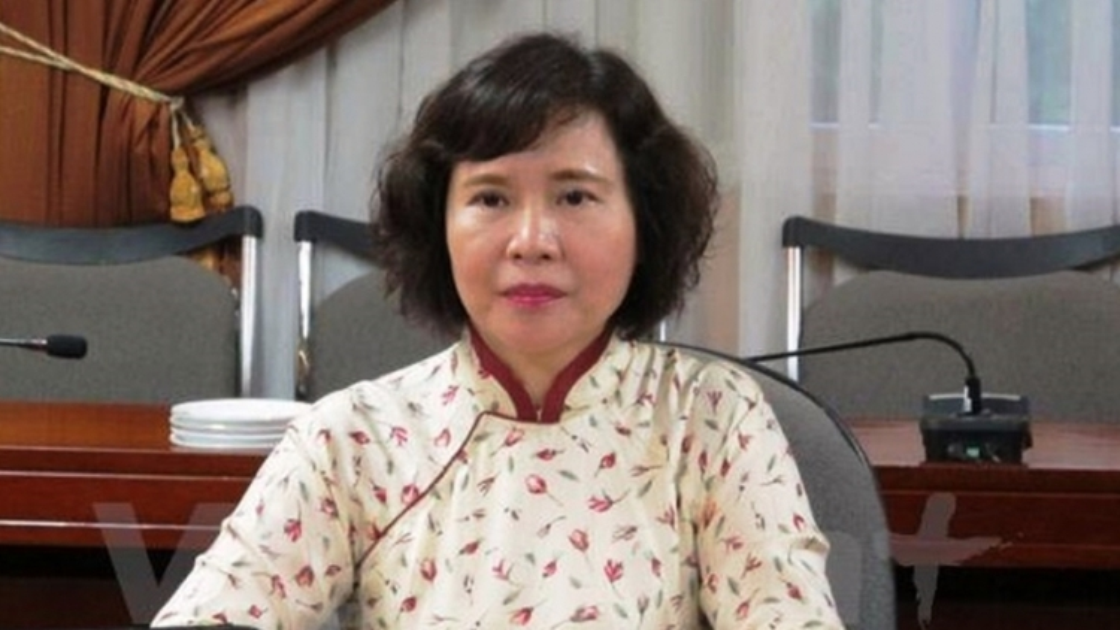 Nóng 24h: Cựu Thứ trưởng Bộ Công thương Hồ Thị Kim Thoa đã bỏ trốn