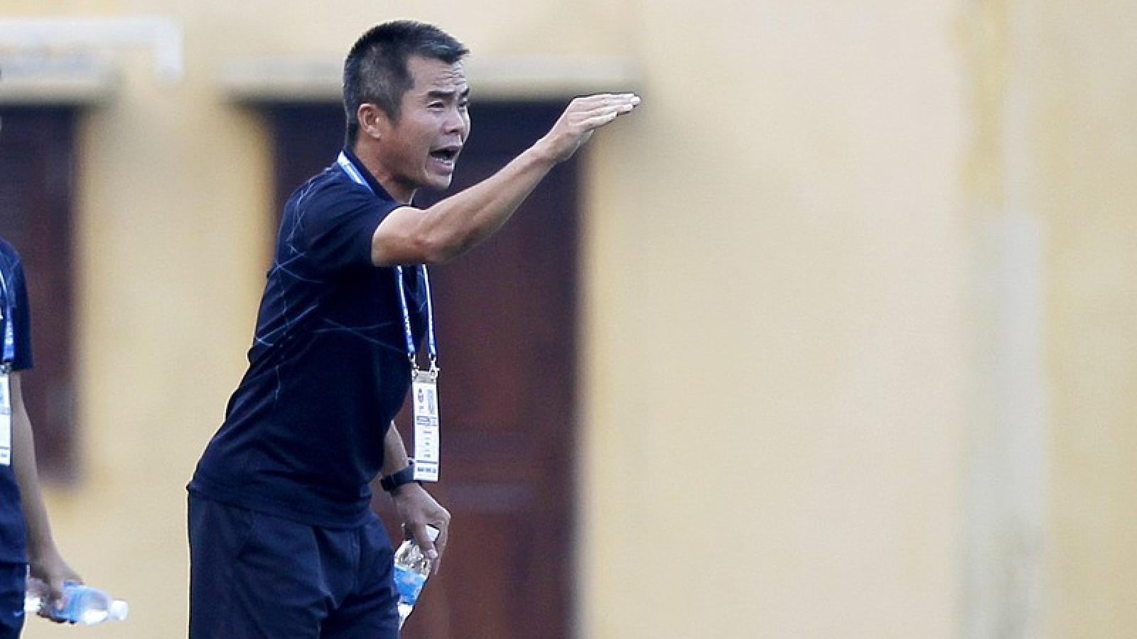 """HLV Phạm Minh Đức tin Hà Tĩnh sẽ """"gây sốc"""" trước Hà Nội FC"""