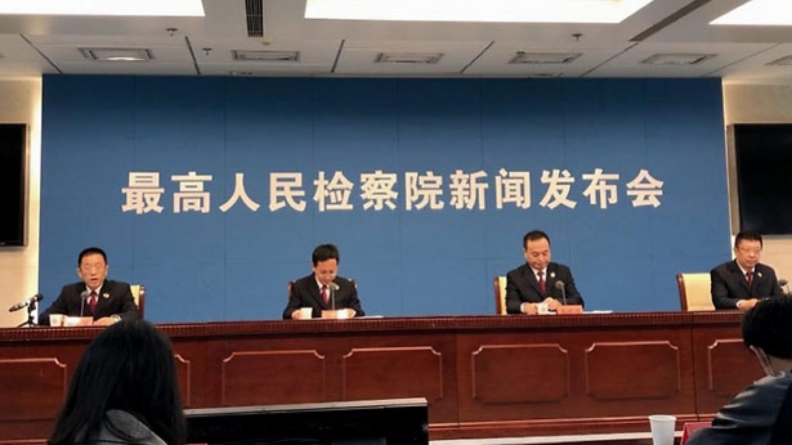 Số lượng tội phạm liên quan đến Covid-19 ở Trung Quốc tăng gấp 5 lần