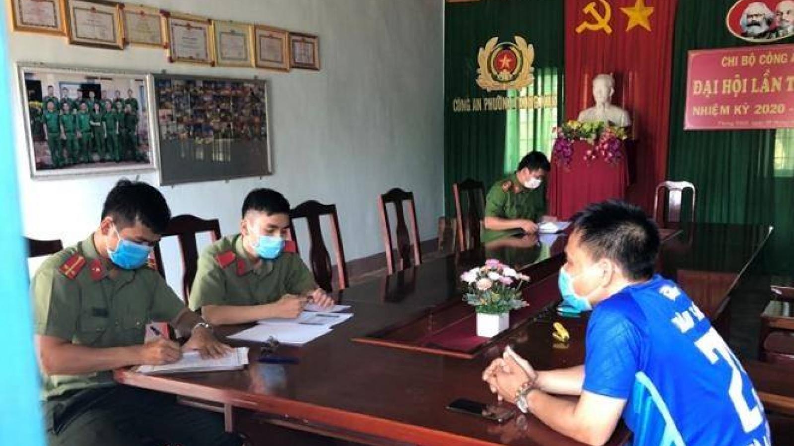 Đắk Lắk xử lý 24 người tung tin giả về dịch Covid-19 lên mạng xã hội