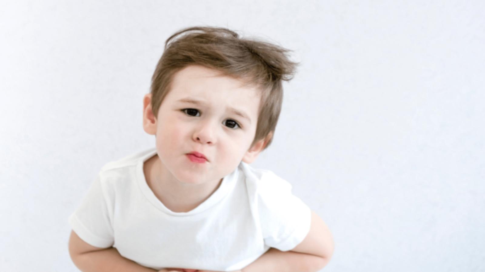 Cảnh báo về bệnh nứt kẽ hậu môn ở trẻ