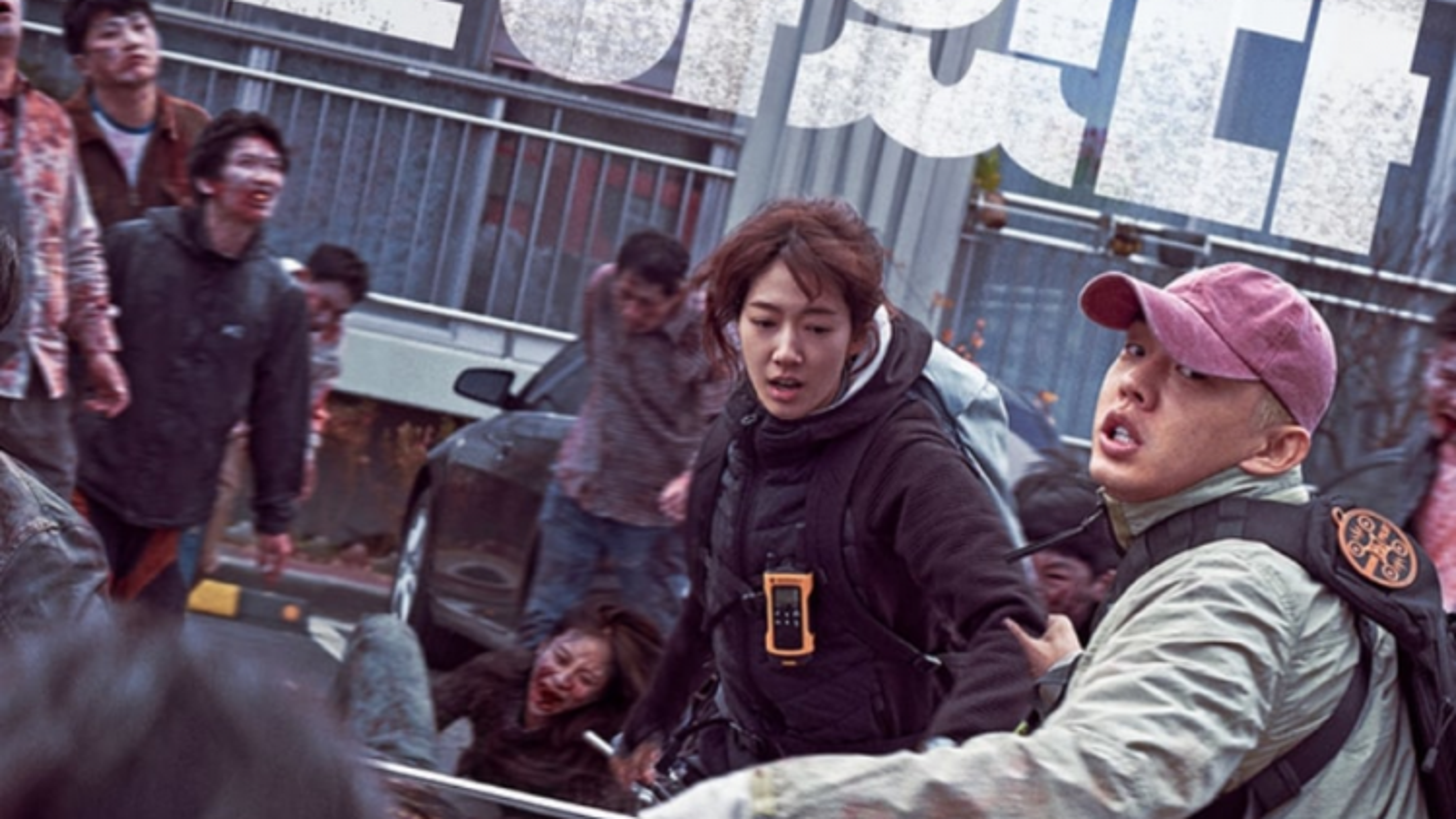 "Sau ""Kingdom"", bom tấn zombie của Yoo Ah In thu hút với trailer nghẹt thở"