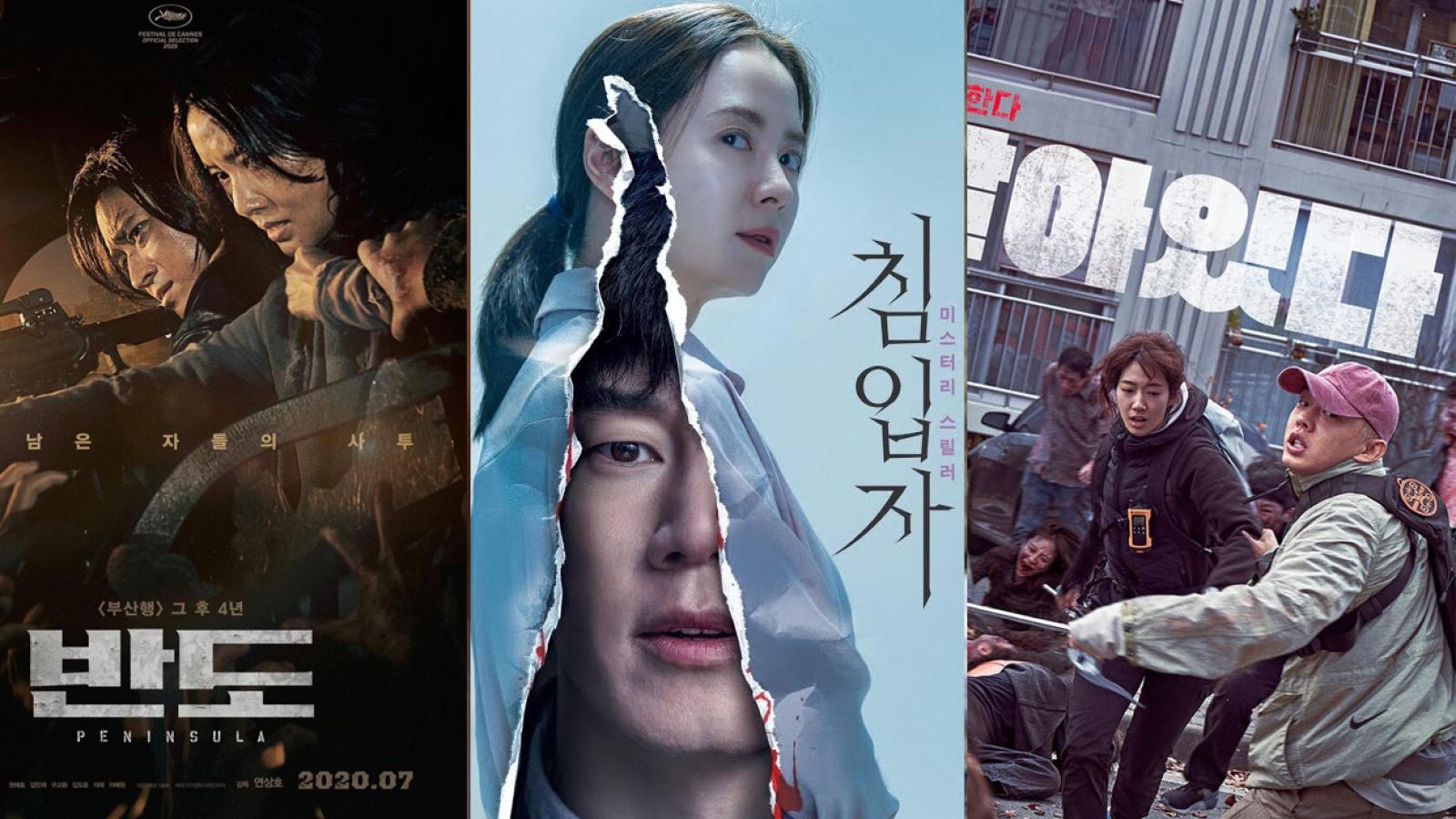 Loạt phim bom tấn Hàn Quốc hứa hẹn hồi sinh phòng vé hậu Covid-19
