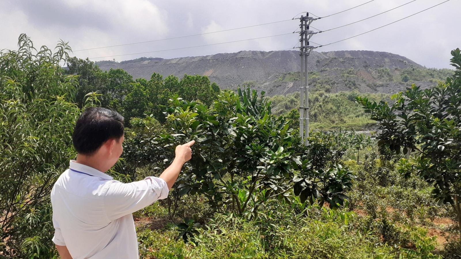 Nguy cơ thiếu an toàn mùa mưa bão do sạt lở khai thác khoáng sản ở Thái Nguyên