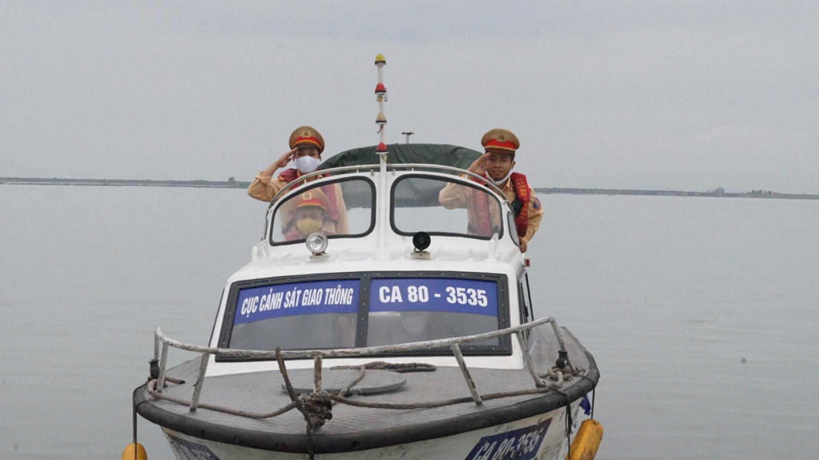 Cảng biển Hải Phòng duy trì hoạt động trong mùa dịch Covid-19