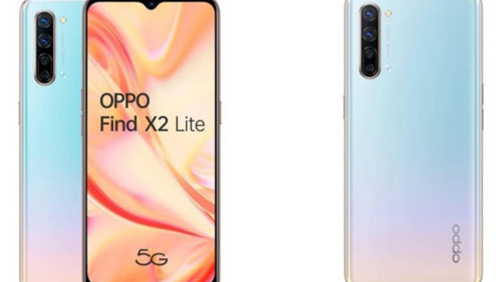 Oppo ra mắt smartphone 5G, pin sạc siêu tốc